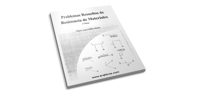 Problemas Resueltos de Resistencia de Materiales Miguel A. Millán Muñoz