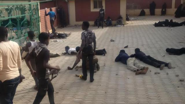 Informe estatal cifra en 348 los chiíes asesinados por el Ejército nigeriano