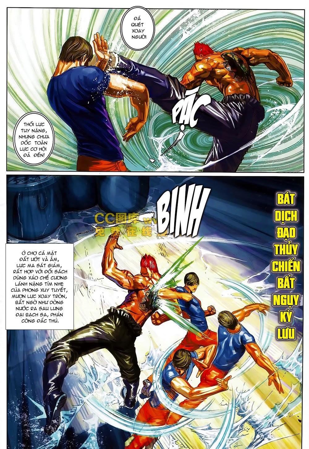 Quyền Đạo chapter 6 trang 4