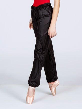 Dancewear Trend Trash Bag Shorts And Pants
