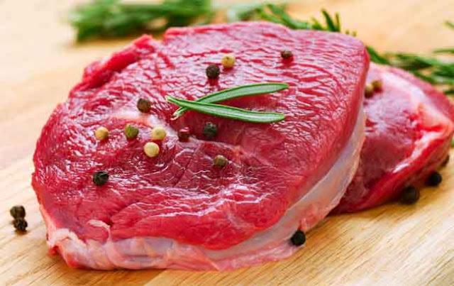 دراسة طبية تحذر الرجال من تناول اللحوم الحمراء - أضرار اللحوم الحمراء - تحذير من أكل اللحوم الحمراء - اللحوم الحمراء - تناول اللحوم الحمراء