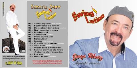 "Cd ""Seresta Show Swing Latino"""