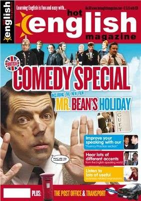 Hot English Magazine - Number 68