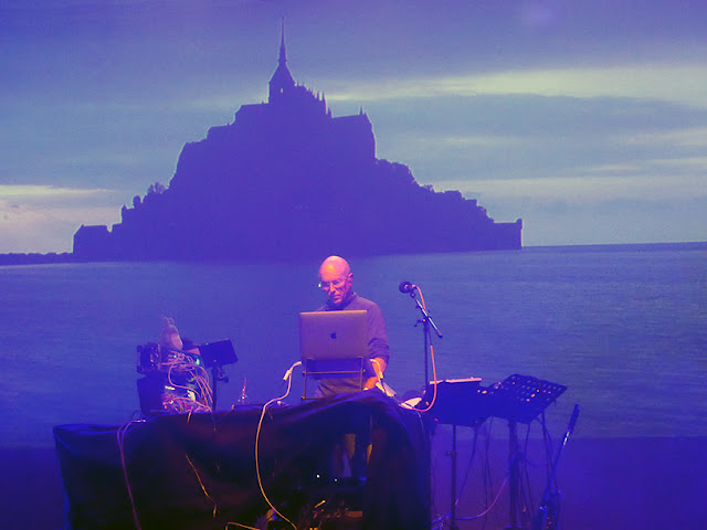 Michael Stearns @ B-Wave Festival 2018 / photo S. Mazars