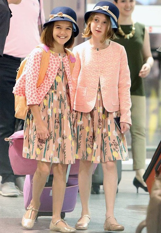 Suri Cruise Fashion Blog June 2017 Suri Arrives To Montreal
