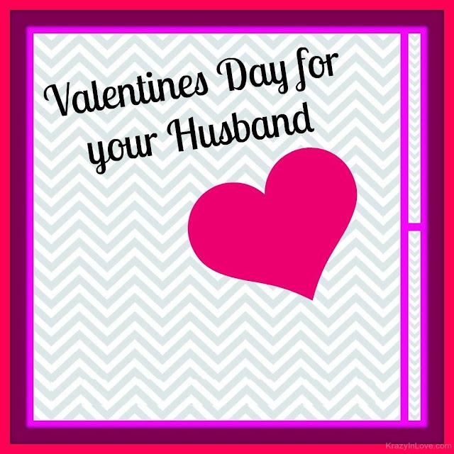 valentine gift for husband homemade