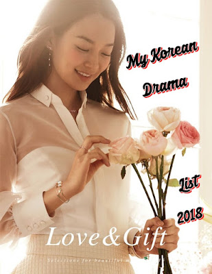 Shin Min Ah, My Korean Drama List 2018, Korean Drama, Senarai, Drama Korea, Senarai Drama Korea Yang Aku Dah Tonton Sepanjang Tahun 2018, Review By Miss Banu, Blog Miss Banu Story, My Favorite Drama, My Feeling, My Opinion,
