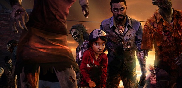 The Walking Dead Story (Clementine & Lee)