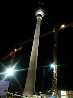 Torre de televisión Alexanderplatz