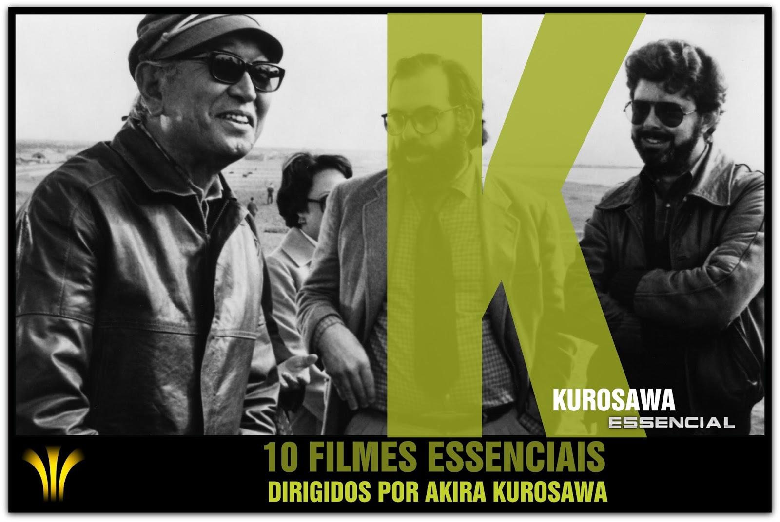 Akira Kurosawa Filmes