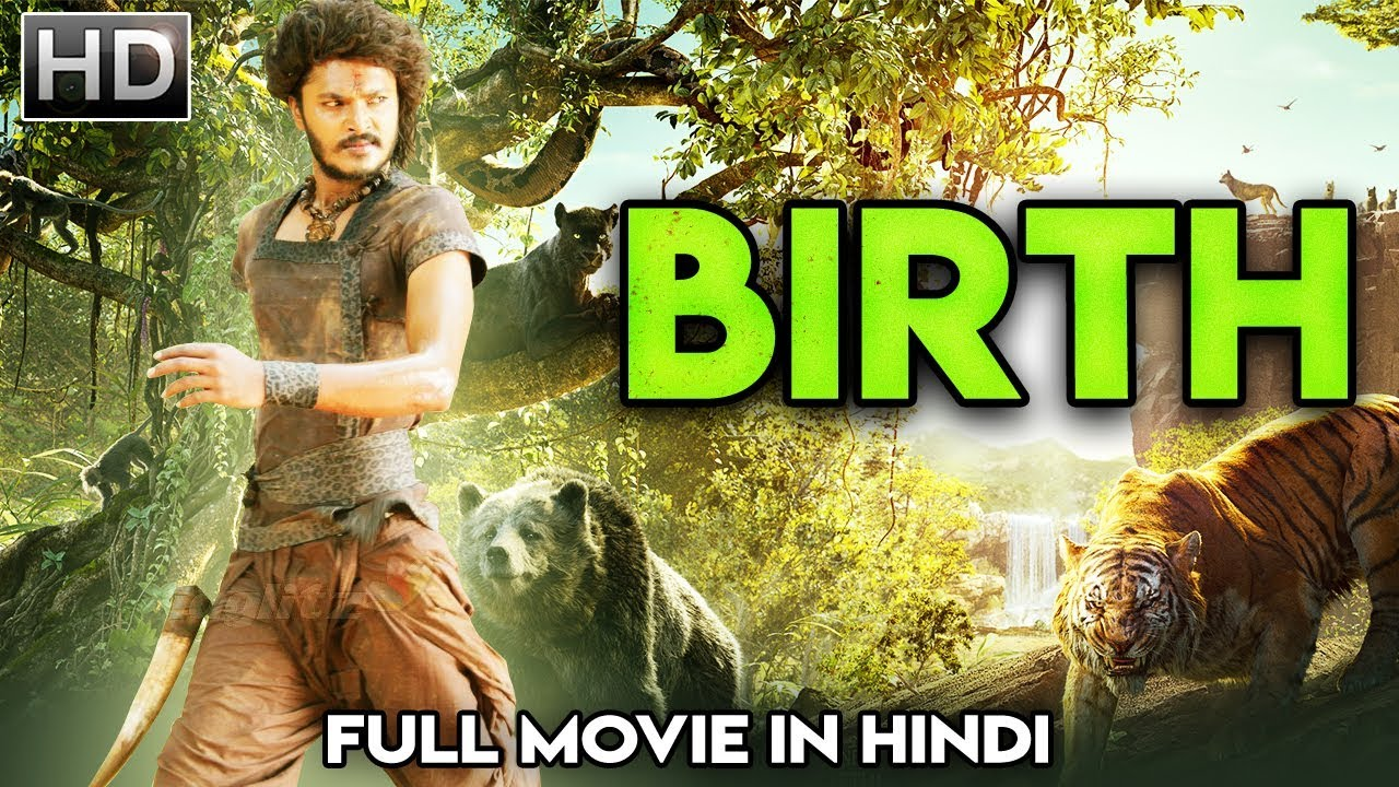 BIRTH (2019) Hindi Dubbed 720p HDRip 900MB