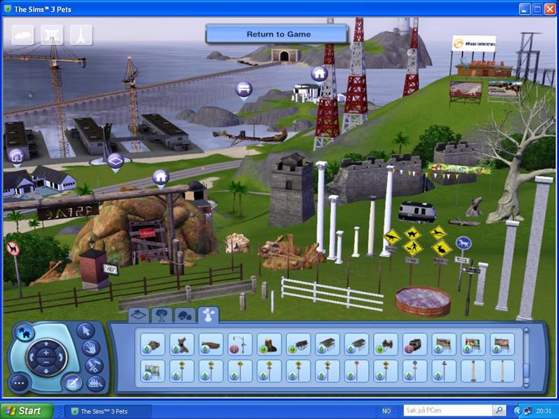 The Sims 3 Create A World Download