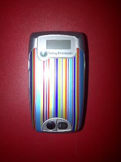 hape jadul Sony Ericsson Z600i