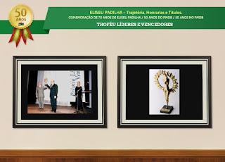 Eliseu Padilha - Troféu Líderes e Vencedores