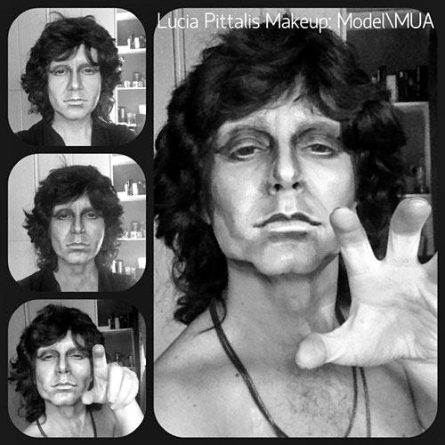 Disfraz de Carnaval de Mick Jagger