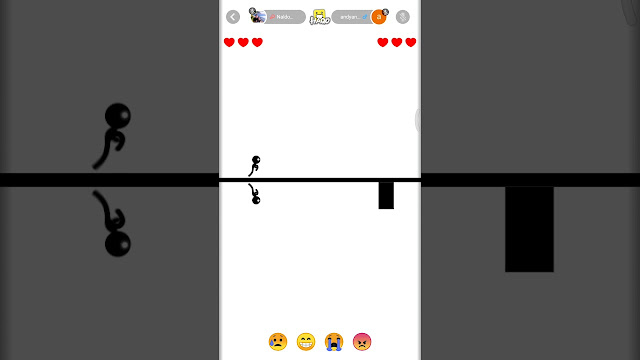 Cara Main Run Stickman