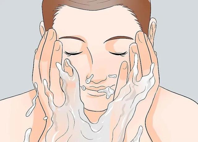 Step 1 Treating Acne With Banana Peels