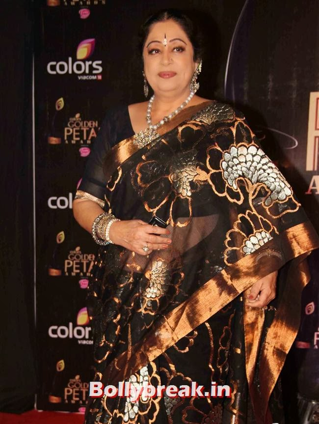 Kirron Kher, Colors Tv 3rd Golden Petal Awards
