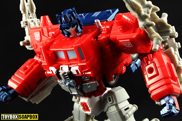 Transformers Legends LG-35 Super Ginrai review