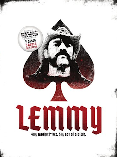 Lemmy: 49% Motherfuker, 51% Son Of A Bitch