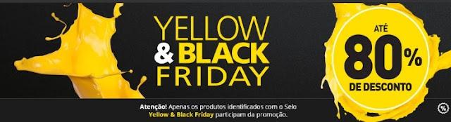 Black Friday Site Saraiva com até 80% de Descontos