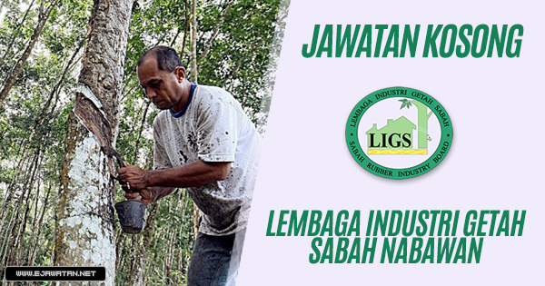 jawatan kosong Lembaga Industri Getah Sabah Nabawan 2019