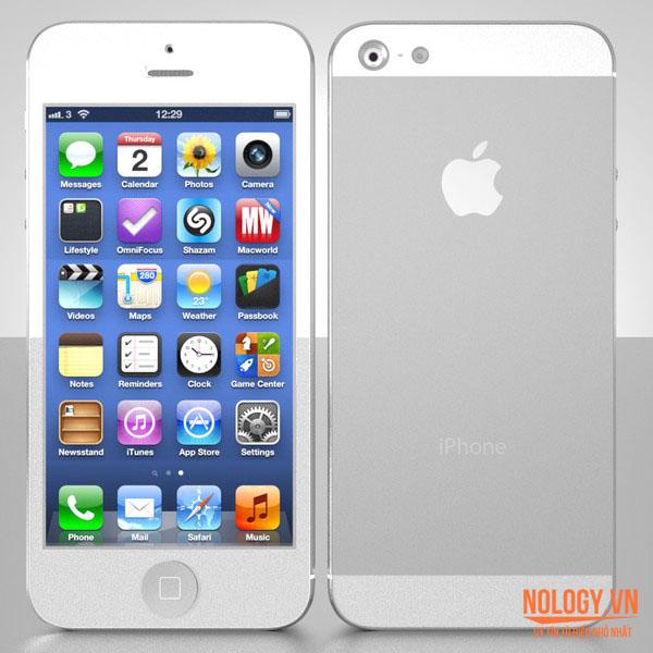 Iphone 5s cũ màu trắng
