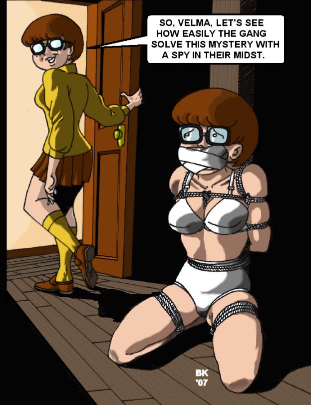 Velma bondage