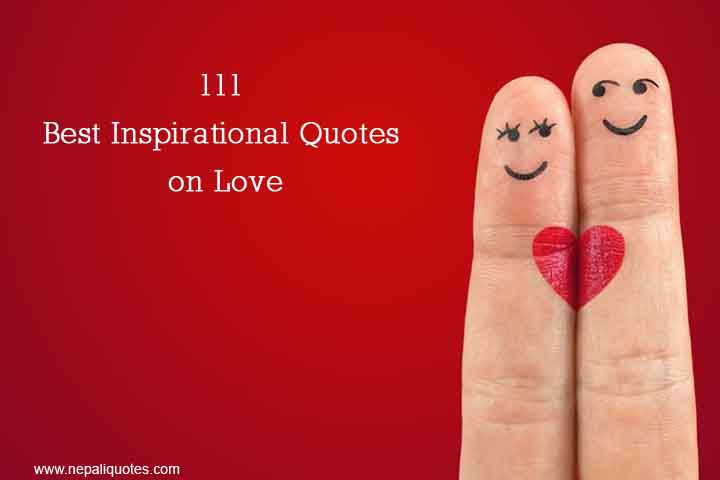Inspirational Quotes on Love in 2019