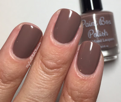 Paint Box Polish, Ciao, Gelato! collection, Spring 2016; Baccio