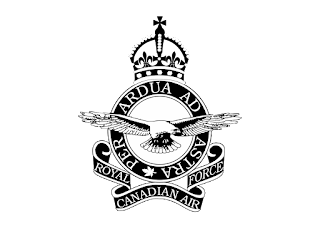 Royal Canadian Air Force Logo Vector