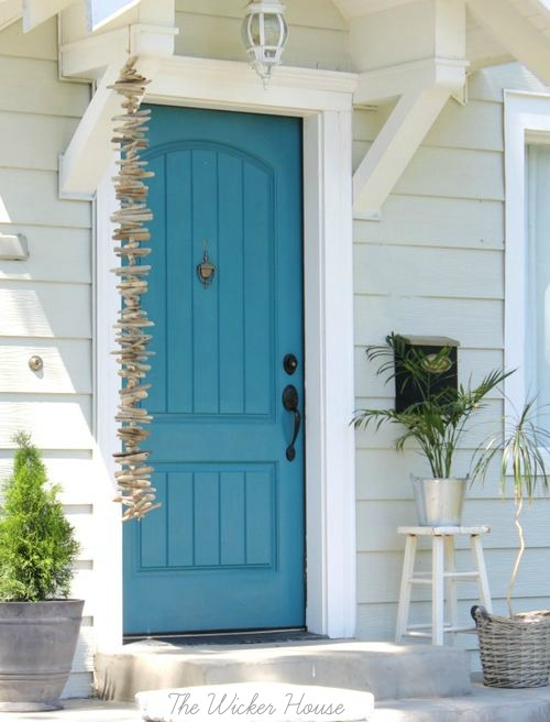 Coastal & Nautical Front Door Ideas | Shop the Look ...