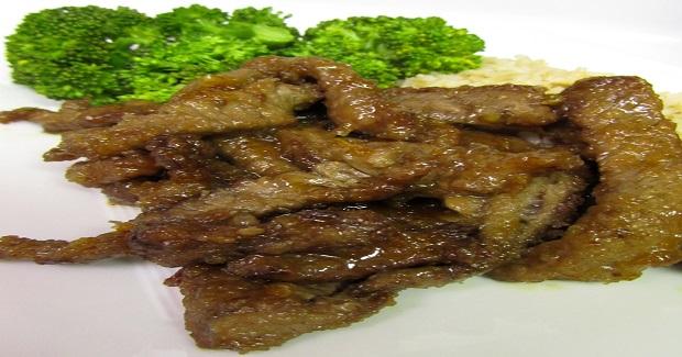Orange Beef Recipe