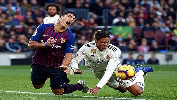 نتيجة مباراة ريال مدريد وبرشلونة اليوم 2-3-2019 وترتيب الدوري الاسباني