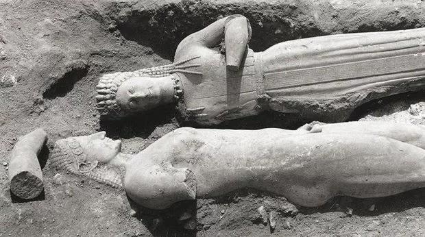 Το χρονικό της ανασκαφής στη Μερέντα της Αττικής