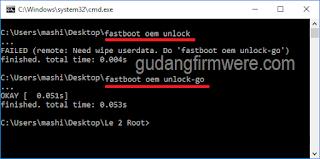 Cara Root Unlock Bootloader Oppo Smartphone