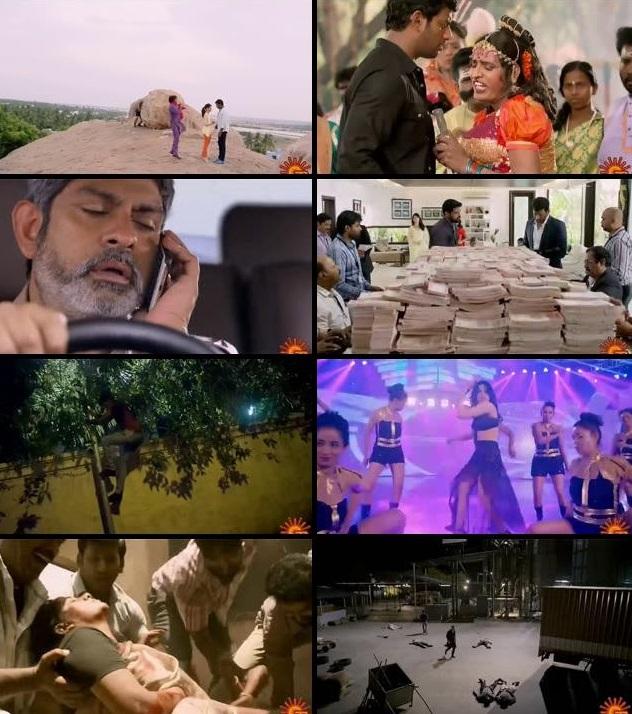 Kaththi Sandai 2016 UNCUT Dual Audio Hindi 720p HDTV 1.1GB
