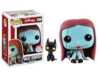 Pop! Disney: NBC – Seated Sally w/ Cat.