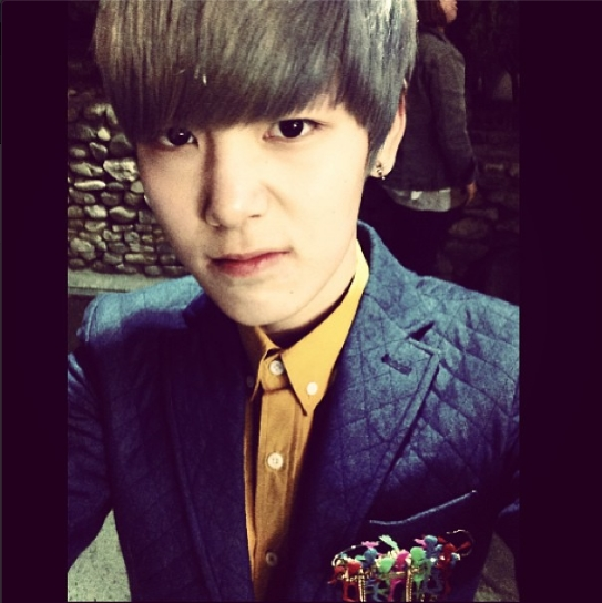 UK B.A.P: [PHOTO] Zelo's Instagram Update 2013/04/08