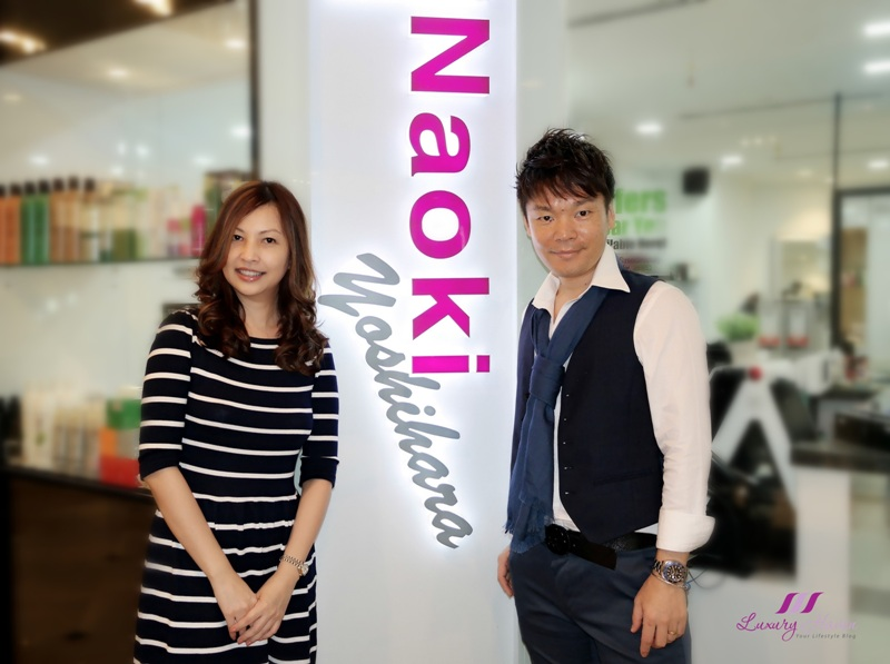 naoki yoshihara japanese hair salon luxury haven blogger