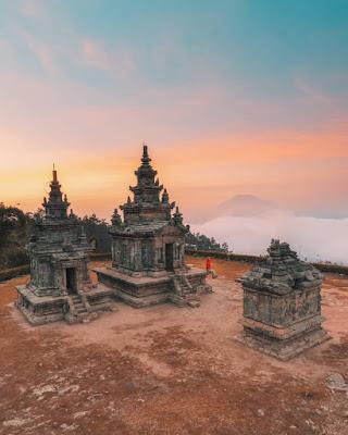 Candi Gedong Songo, Semarang wisata dengan budget 1 juta
