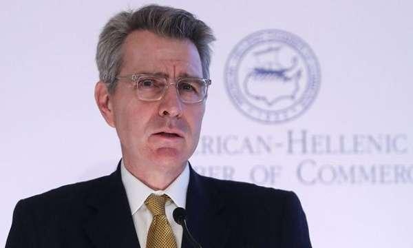 Πάιατ: Η συμφωνία των Πρεσπών θα φέρει μεγάλα οφέλη και για τις δύο χώρες