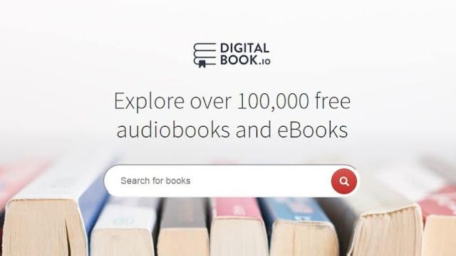 إليك هذا الموقع الذي يوفر لك أكثر من 100 ألف كتاب في جميع المجالات مجانا !