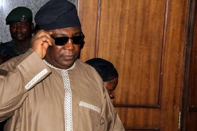 I helped Badeh convert N558m from Staff salaries to dollars
