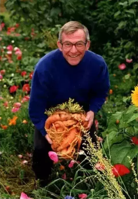 world's biggest carrot