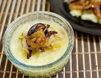 Batata com Shitake, Cebola e Alho-Poró (vegana)