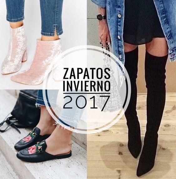 Princesa La Tendencia Invierno Glam 2017 Zapatos tvT4wqI