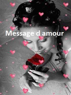 photo Message d amour pour draguer image
