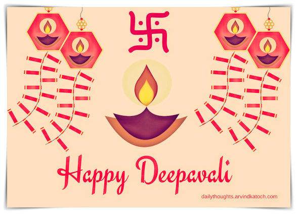 Deepavali, Happy Diwali, Card, Diwali Greeting,