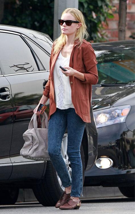 CURRENTLYSTALKING: Kate Bosworth - Street Style